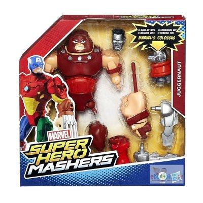 Figura Juggernaut Marvel Super Hero Mashers Upgrade 15cm