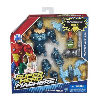 Figura Whiplash Marvel Super Hero Mashers Upgrade 15cm
