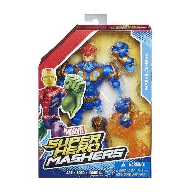 Figura Marvel's Nova Marvel Super Hero Mashers 15cm