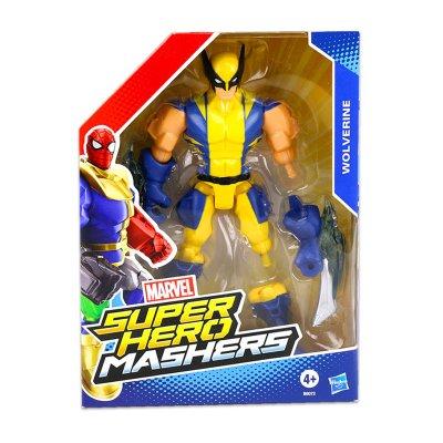 Figura Lobezno Marvel Super Hero Mashers 15cm