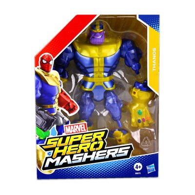 Figura Thanos Marvel Super Hero Mashers 15cm