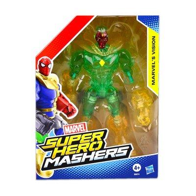Figura Visión Marvel Super Hero Mashers 15cm