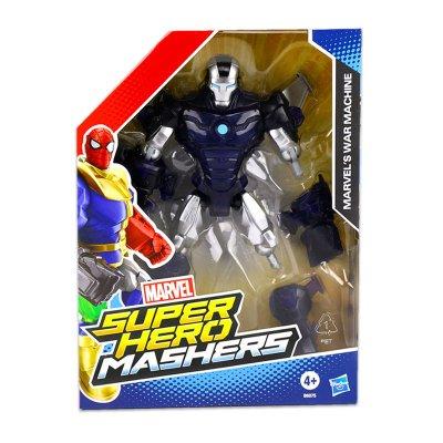 Figura Máquina de Guerra Marvel Super Hero Mashers 15cm