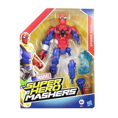Figura Spiderman Marvel Super Hero Mashers 15cm
