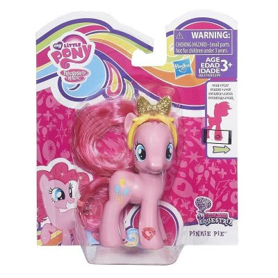 Figura My Little Pony Explore Equestria - modelo Pinkie Pie