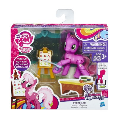 Wholesaler of Figura articulada My Little Pony - modelo Cheerilee profesora