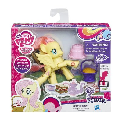 Wholesaler of Figura articulada My Little Pony - modelo Fluttershy picnic