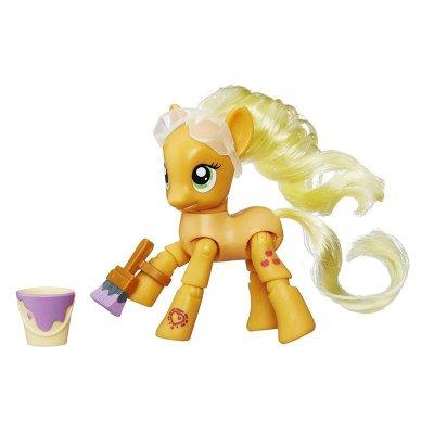 Wholesaler of Figura articulada My Little Pony - modelo Applejack pintora