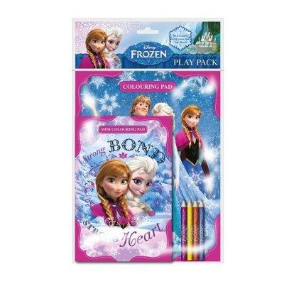 Set 2 cuadernos colorear con lápices