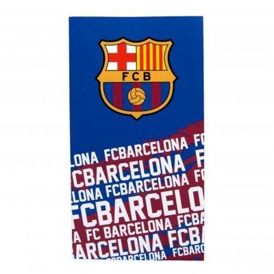 Toalla algodón azulgrana F.C. Barcelona
