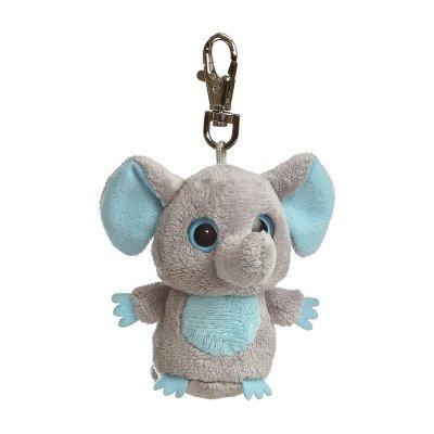 Llavero peluche Yoohoo & Friends elefante Tinee 7.5cm