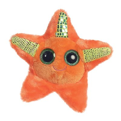 Peluche Yoohoo & Friends - estrellita de mar Staree 13cm
