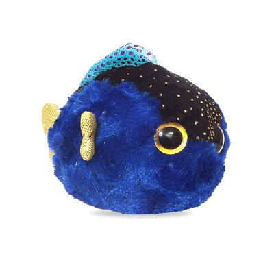 Wholesaler of Mini peluche Yoohoo & Friends - pez Tangee 9cm