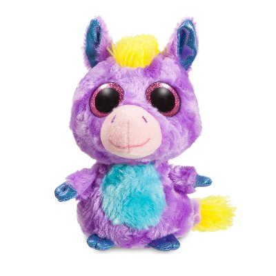 Peluche Yoohoo & Friends burro Dillee 13cm