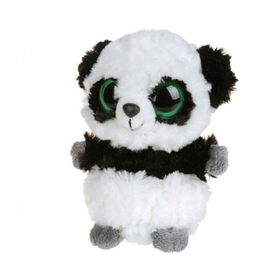 Wholesaler of Peluche Yoohoo & Friends - panda Ring Ring 13cm
