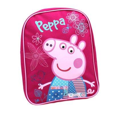 Mochila escolar 30cm Peppa Pig