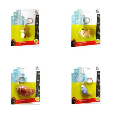 Figura llavero The Secret Life of Pets
