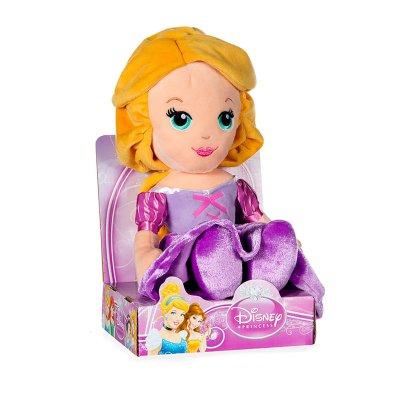 Peluche Princesas Disney Rapunzel