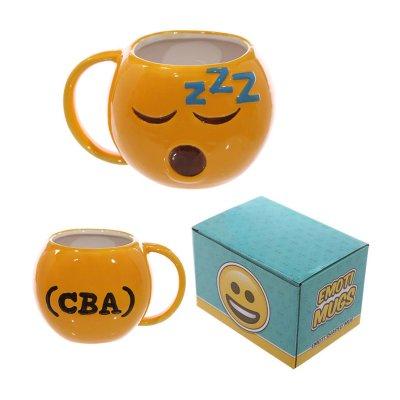 Taza cerámica Emoji Durmiendo