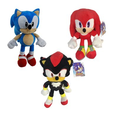 Peluches Sonic The Hedgehog 30cm