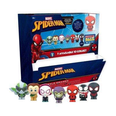 Expositor Puzzle Palz Spiderman Marvel series 1