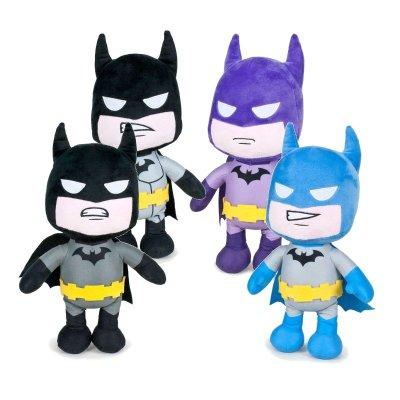 Peluches Batman DC Super heroes soft 35cm 4 modelos surtidos