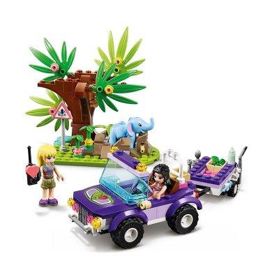 Wholesaler of Rescate en la Jungla del bebé elefante Lego Friends