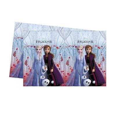 Mantel de mesa de plástico 120x180cm Frozen 2 Disney