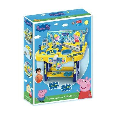 Playset de herramientas Peppa Pig 26pzs