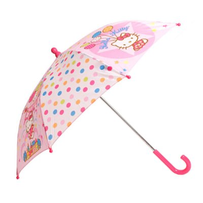 "Distribuidor mayorista de Paraguas manual Hello Kitty Polka Dots 38cm 15"" - modelo 2"
