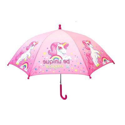 Paraguas automático Unicornio 45cm