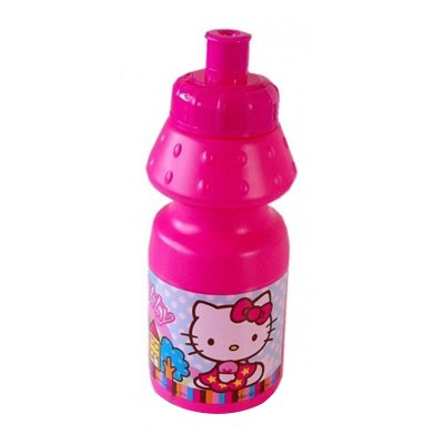 Botella sport pequeña 350ml Hello Kitty