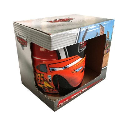 Wholesaler of Cars ceramic mug 320ml 11oz