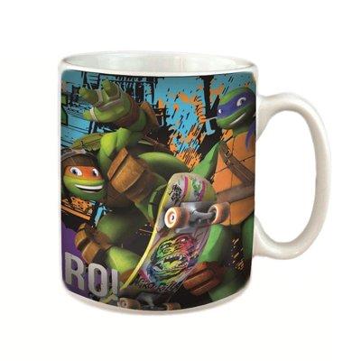 Taza cerámica 320ml 11oz Tortugas Ninja TMNT