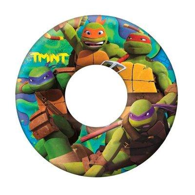 Flotador rueda hinchable piscina TMNT Tortugas Ninja