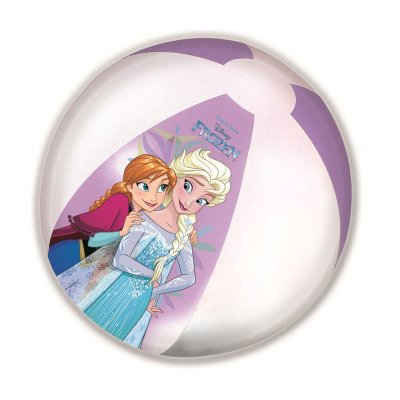 Pelota hinchable playa Frozen 45cm