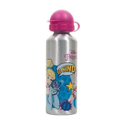 Botella aluminio 520ml Princesas Disney