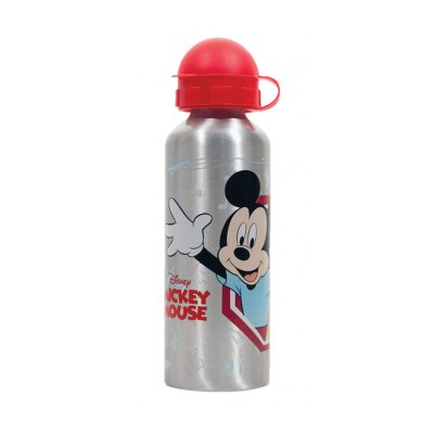 Botella aluminio 520ml Mickey Mouse