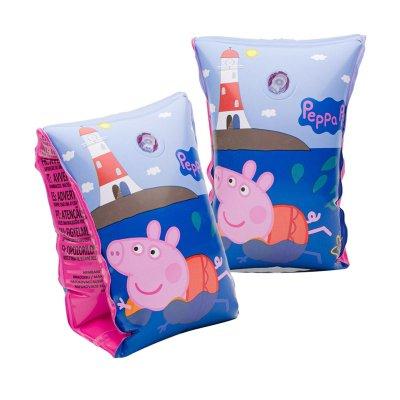 Manguitos hinchables Peppa Pig 25cm