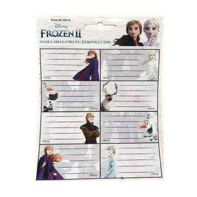 Wholesaler of 16 etiquetas adhesivas nombre Frozen 2