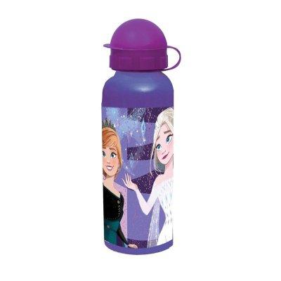 Botella aluminio 500ml Frozen II Disney