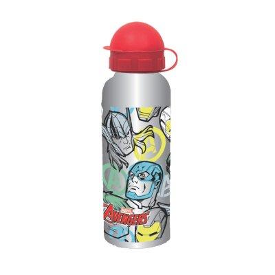 Botella aluminio 520ml Los Vengadores Marvel