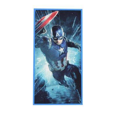 Toalla microfibra Capitán América Los Vengadores