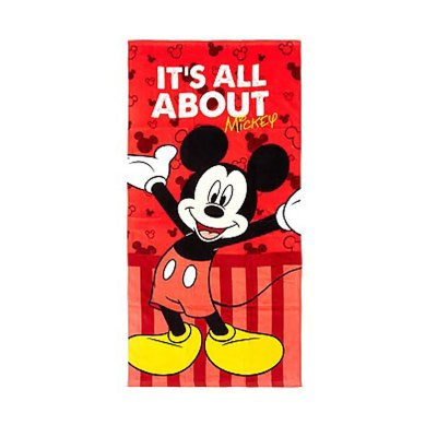 Wholesaler of Toalla microfibra It's all about Mickey