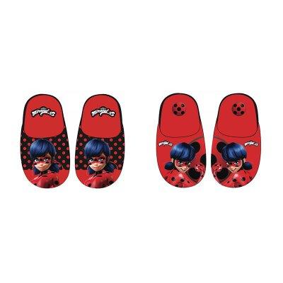 Zapatillas casa Prodigiosa Ladybug surtido 2 modelos