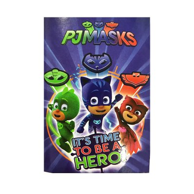 Wholesaler of Manta polar PJ Masks Hero 100x140cm