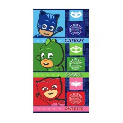 Toalla microfibra PJ Masks Heroes