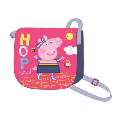 Bandolera Peppa Pig 16cm