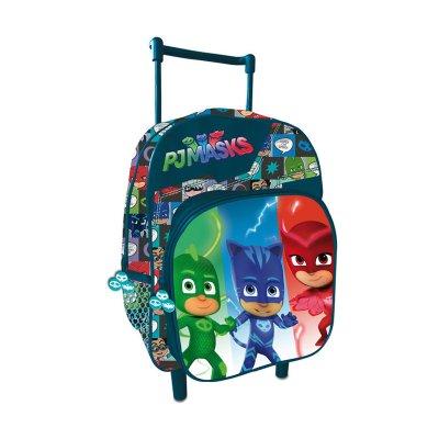 Mochila pequeña Trolley 29cm PJ Masks