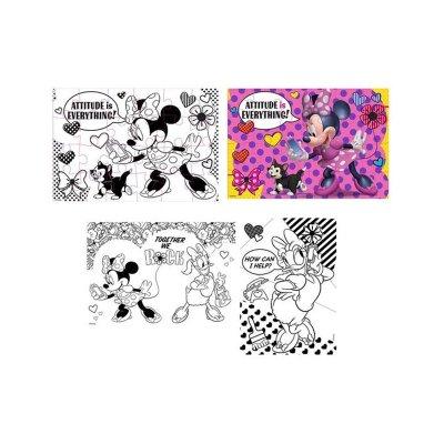 Wholesaler of Puzzle Minnie Mouse 2 en 1 24pzs